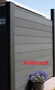 Bpc Groja Solid Sichtschutzzaun Set Sichtschutz Zaun Gartenzaun
