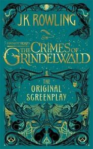 The-Crimes-of-Grindelwald-by-J-K-Rowling-Fantastic-Beasts-Book-2-Hardback