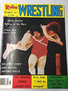 List of professional wrestling magazines - Wikipedia
