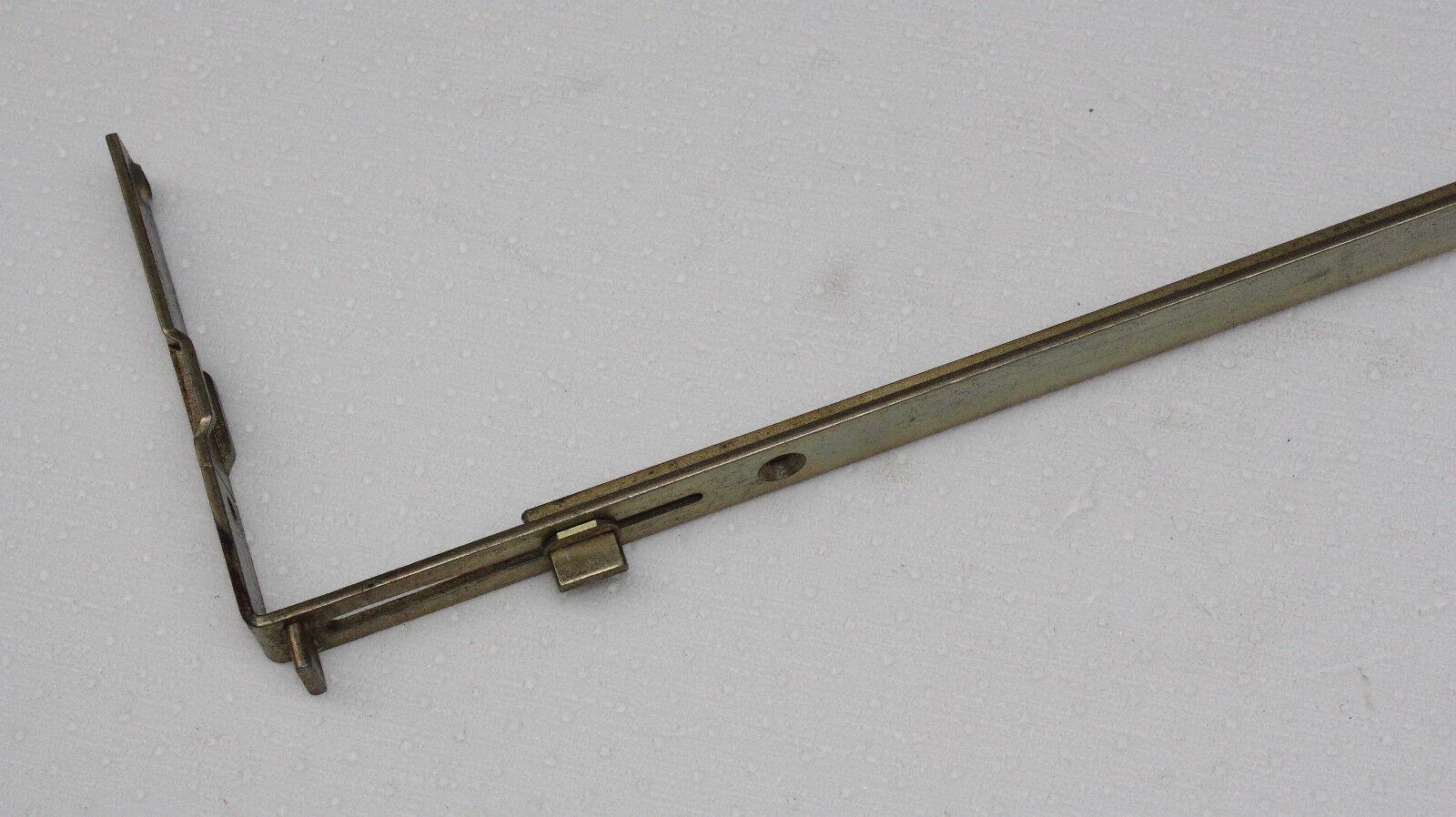 Gardinenstange 19 mm 2-Läufig Deckenbefestigung Edelstahl/_S6