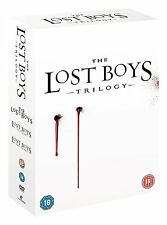 THE LOST BOYS TRILOGY - DVD - REGION 2 UK
