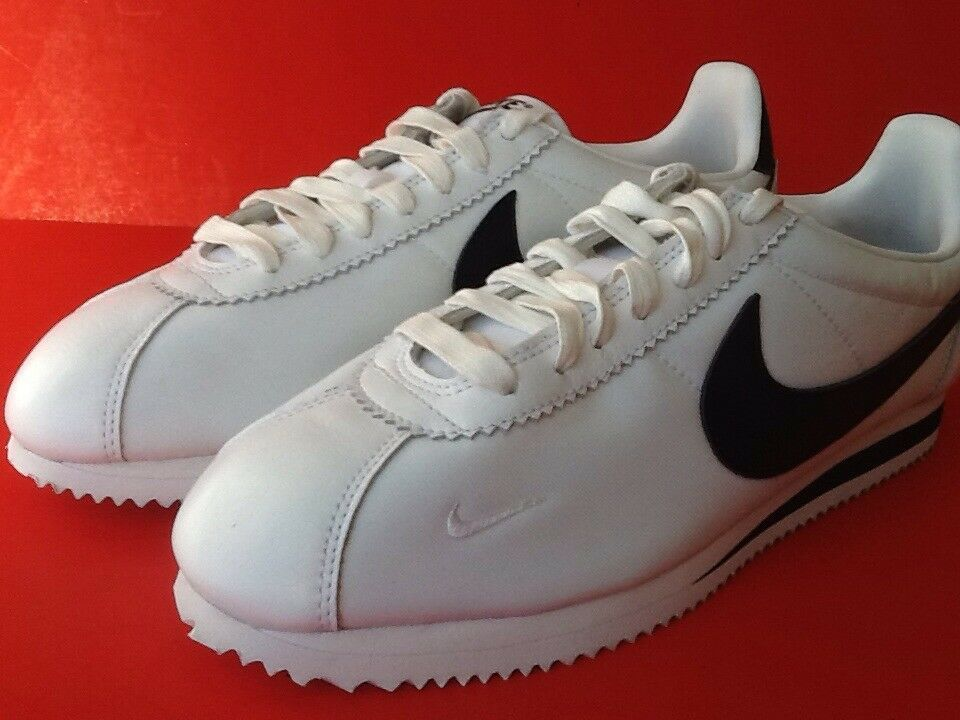 Wmns Nike Cortez Classic Nylon Premium ID White 898728 982 Size 9 Women