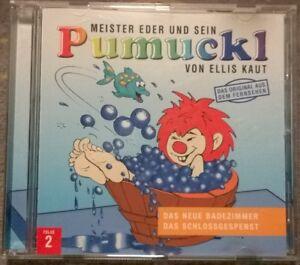 Details Zu Cd Pumuckl Folge 2 Das Neue Badezimmer Pumuckl Und Das Schlossgespenst