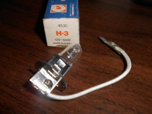 NOS Halogen Light Bulb H3 12V//55W Kawasaki Honda Suzuki Yamaha 430