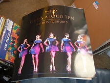 GIRLS ALOUD 10 TOUR PROGRAMME NEW MINT