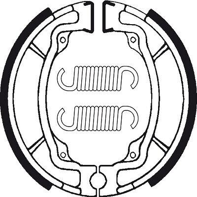 Ba015 Ganasce Freno Post. Suzuki 50 F 71 - 73 Perfetto Nella Lavorazione