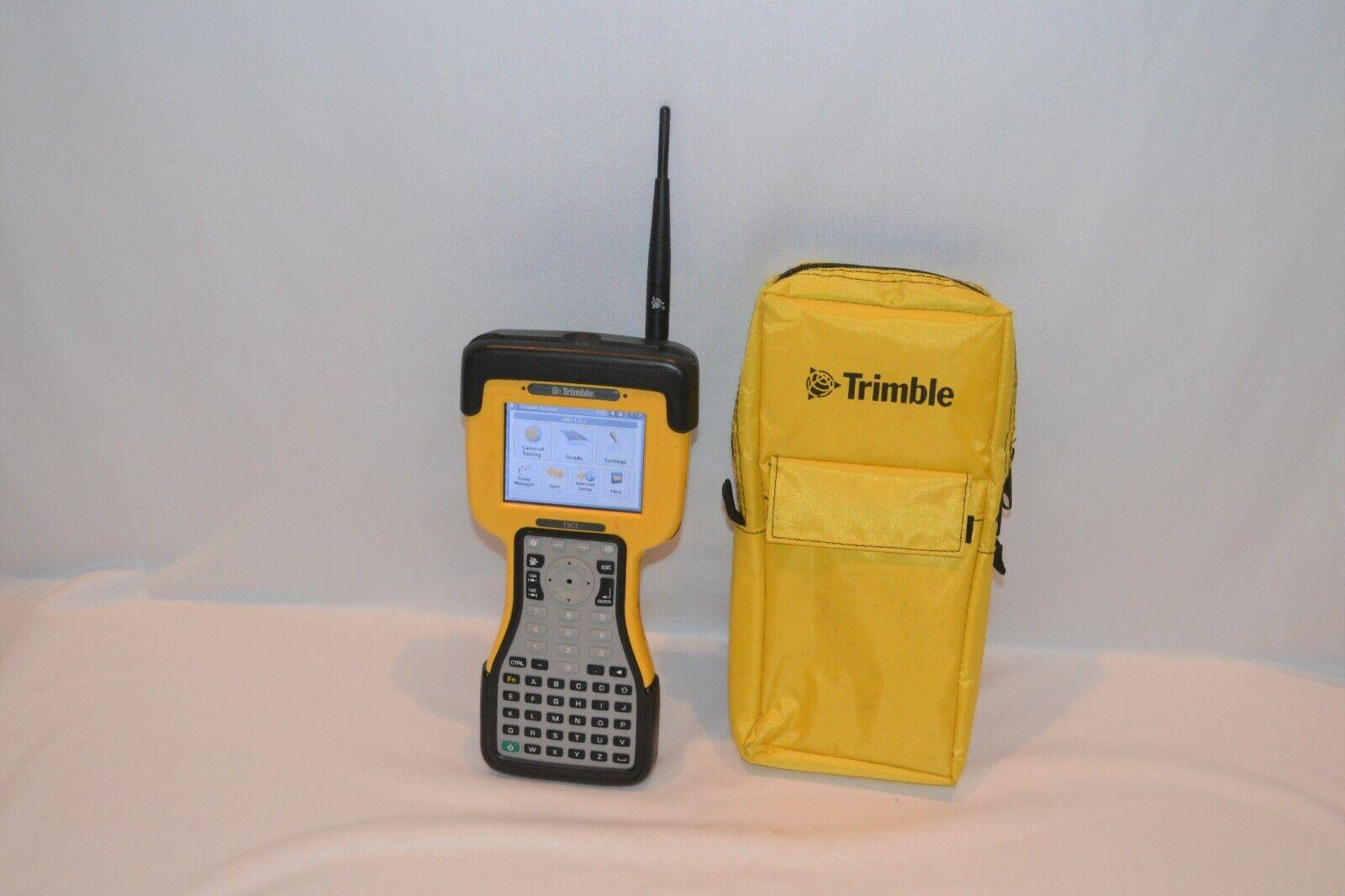 Trimble TSC2 2.4GHz ACCESS ROADS GNSS TS