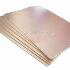10 Copper Clad Laminate Circuit Boards Fr2 Pcb Single Side 12cmx18cm 120mmx180mm
