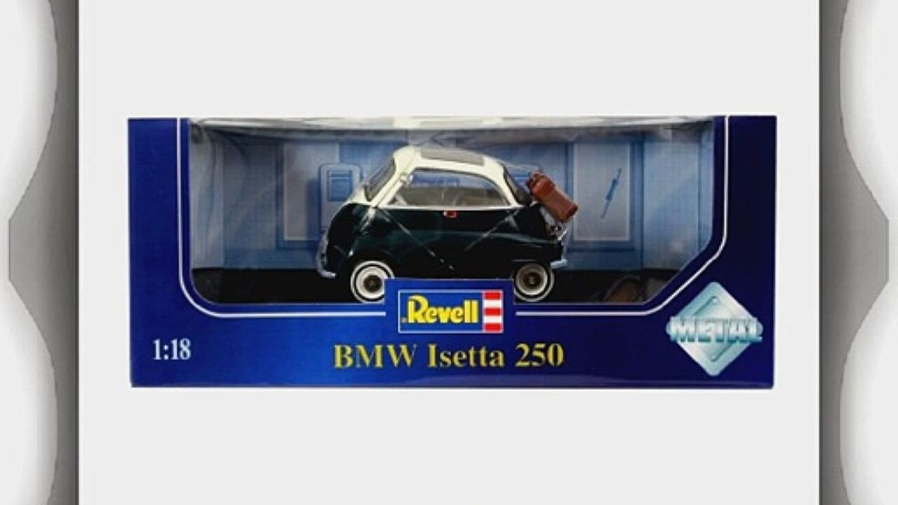 1 18 Revell BMW Isetta