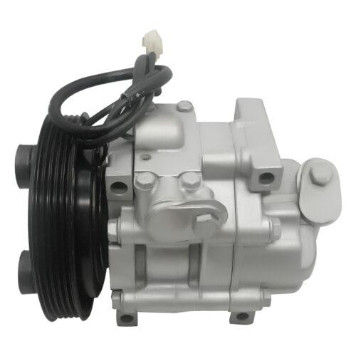 RYC Remanufactured AC Compressor and A//C Clutch EG495