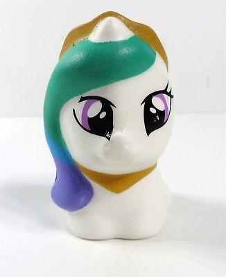 My Little Pony MLP Mash Mallows Slow Rise Squeezie Princess Celestia NEW