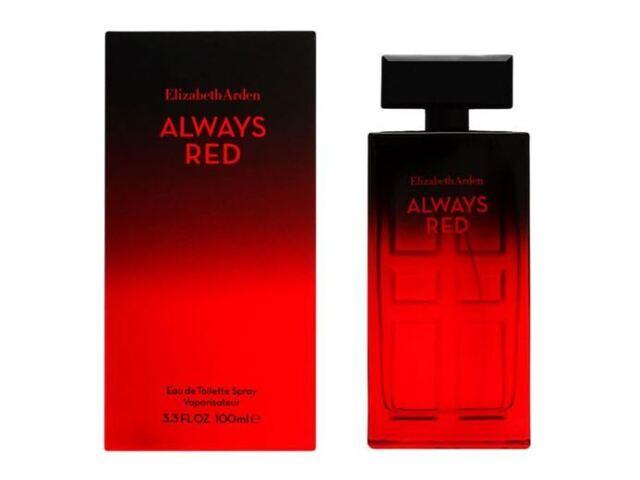 Elizabeth Arden Always Red Fragrance for Women 100ml EDT Spray