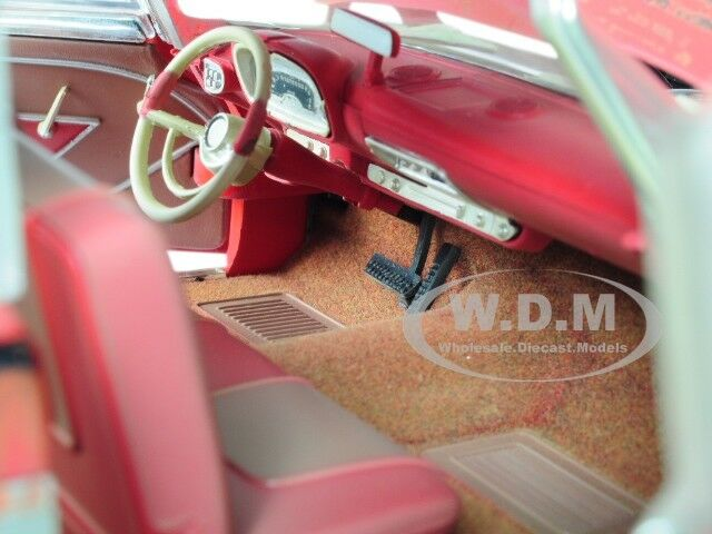 1958 1958 1958 PLYMOUTH FURY CHRISTINE DIRTY RUSTED VERSION 1 18 BY AUTOWORLD AWSS119 e44ebf