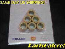 Variator Rollers Roller Weights 6g 16x13 16mm 13mm, 50 50cc GY6 DIO E51