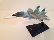 SU-34 - USSR Fighter - New - 1:160 Scale Special Promotion Diecast Model