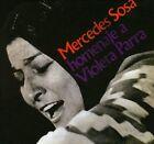 Homenaje a Violeta Parra [Digipak] by Mercedes Sosa (CD, Oct-2010, Universal Import)