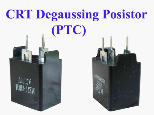 MZ72\MZ73 CRT Tube PTC Degaussing THERMISTOR IBM Posistor fot TV and Monitor