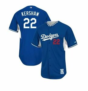 Image is loading Los-Angeles-Dodgers-Clayton-Kershaw-22-NEW-Authentic- 266b295f418