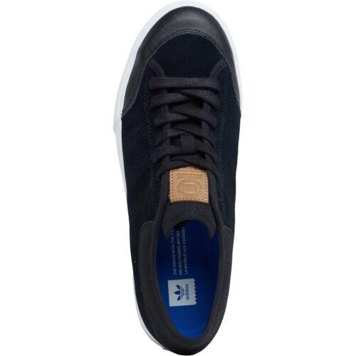 Mens Adidas Nero Matchcourt Core Bianco Skate Scarpe Cartone Rx2 Originals FFwCO75q