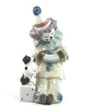 Lladro Figurine Pierrot With Concertina 5279 José Puche Retired 2007