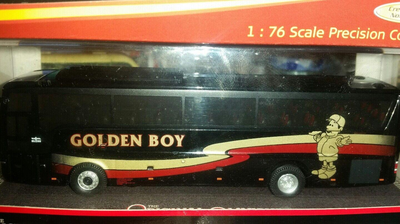Corgi Om 45912 golden Boy Van Hool T9 1 76 Scale Model Bus