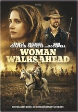 Woman Walks Ahead Jessica Chastain Susanna White Drama 031398290735 DVD