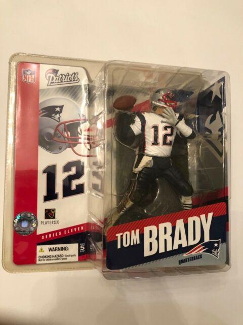 McFarlane Series 11 Rare Chase Variant Tom Brady New England Patriots