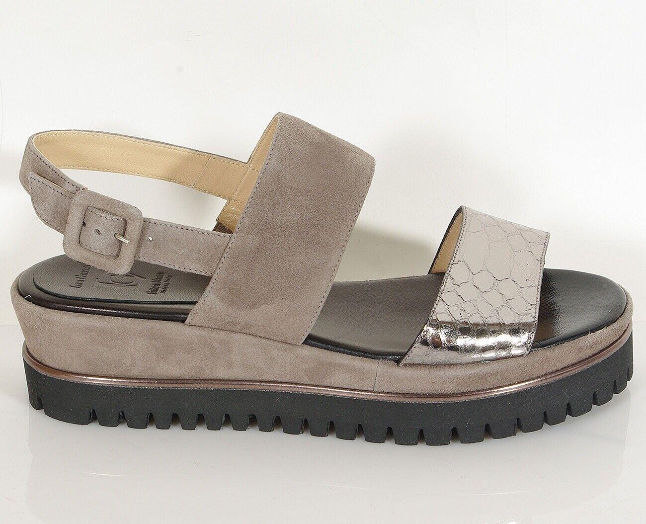 rotuzierung Luca Grossi C855S sandals boa lame acciaio grig