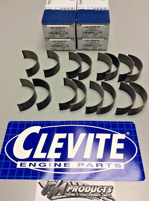 Big Block Chevy 396 454 502 Connecting Rod Bearing ONE PAIR Clevite CB-743HN-20