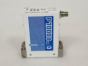 FUJIKIN P7000D DEVICENET FCSP7002DW-4CW2-F40 MASS FLOW CONTROLLER,CH2F2,250kPaG