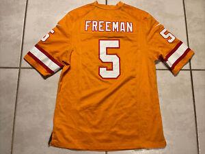 Details about NIKE Tampa Bay Buccaneers Josh Freeman Creamsicle NFL Jersey Men's Medium