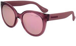 Image is loading sunglasses-HAVAIANAS-NORONHA-M-LHF-VQ-BORDEAUX-MIRROR- 5721283f7f69