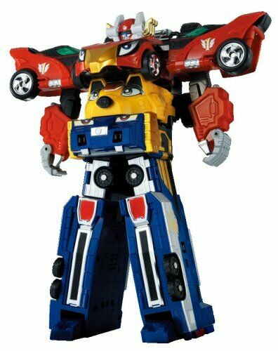 BANDAI Power Ranger Engin Sentai Go-onger DX Engin-Oh Megazord Japan F S
