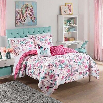 Pastel Bedding Set TWIN Comforter For Girls Little Girl Sets Bedroom  Comforters 885308489319 | eBay