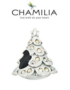 Genuine CHAMILIA 925 sterling silver amp Swarovski Christmas GIVING TREE charm - <span itemprop=availableAtOrFrom>London, United Kingdom</span> - Returns accepted Most purchases from business sellers are protected by the Consumer Contract Regulations 2013 which give you the right to cancel the purchase within 14 days after the day y - London, United Kingdom