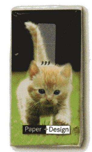 Taschentücher Motiv Katze 10 Stück pro Päckchen Papier Taschentücher