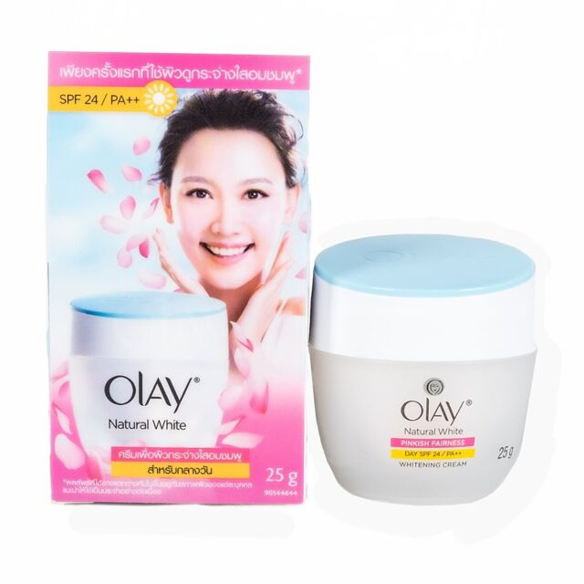 Olay Natural White Pinkish Fairness Cream