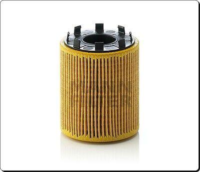 Mann HU 8006 Z Ölfilter Filtereinsatz für Alfa Fiat Jeep Lancia Opel Suzuki