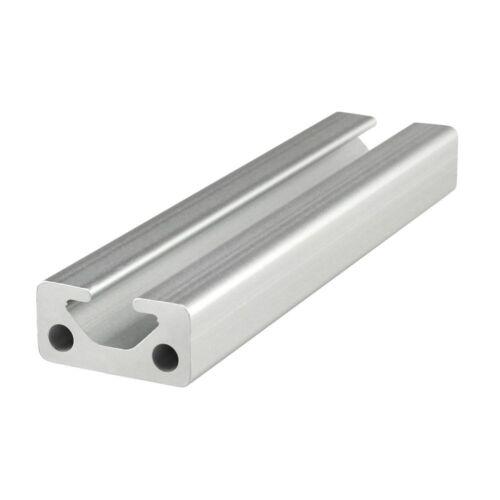 80//20 Inc T-Slot 25mm x 12.5mm Aluminum Extrusion 25 Series 25-2514 x 455mm N