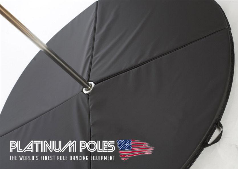 120cm x 5cm Pole Dance Matte Crashmatte Schutzmatte Poledance Matten    Exquisite Verarbeitung