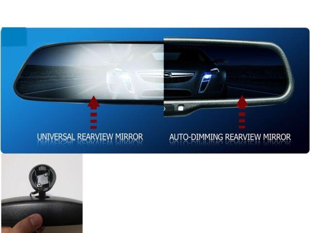 Auto-Dimm Spiegel,Auto rearview mirror,auto dimming mirror ,fit VW,DE
