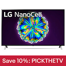 "LG 49"" 4K UHD NanoCell Smart LED TV"