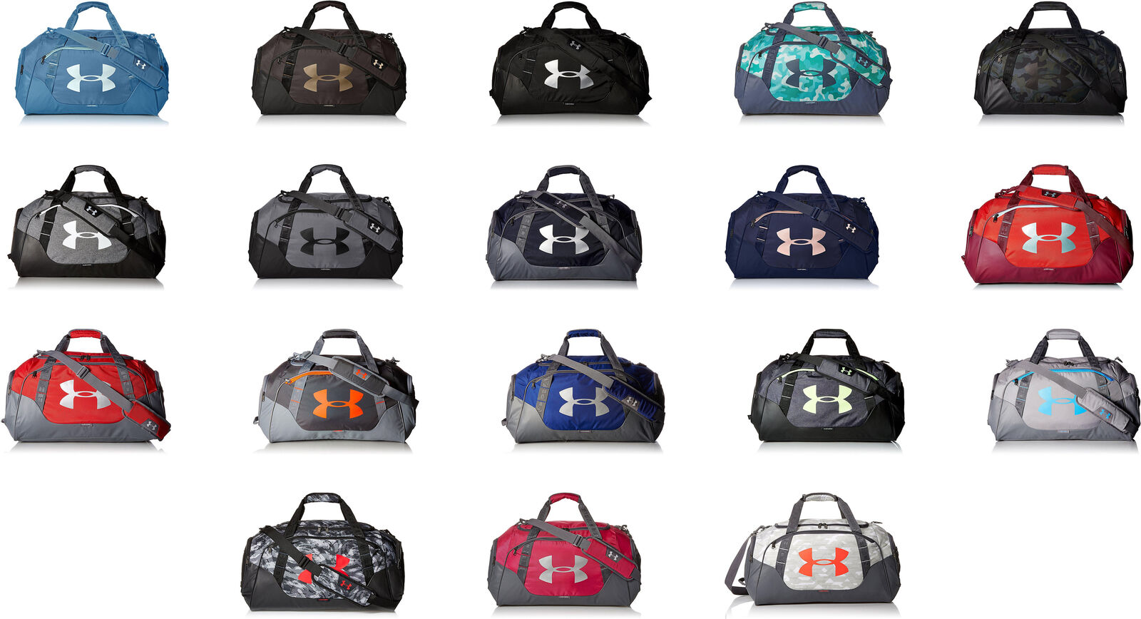 075146701f7b Details about Under Armour Undeniable 3.0 Medium Duffle Bag