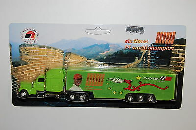 Werbetruck - Michael Schumacher Collection - F1 Saison 2004 - Nr. 16 China - 9