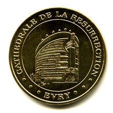 91 EVRY Cathédrale de la Résurrection, 2011, Monnaie de Paris