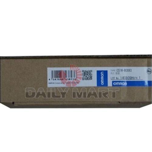 Brand New in Box OMRON CS1W-BC083