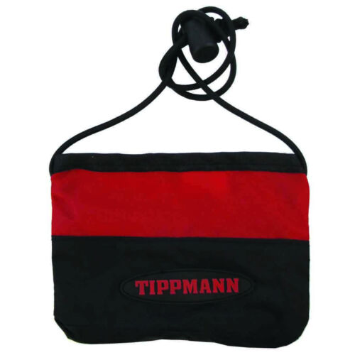 Tippmann Paintball Barrel Bag / Barrel Cover - Wide Mouth Red / Black - TA99022