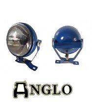Universal TRATTORE aratura ARATRO Lampada Luce Ford 2000 3000 4000 4600 BLU