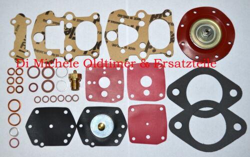 Mercedes 190 Sl 44 Phh Set Guarnizioni Carburatore Solex Kit-Riparazione