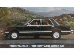 FORD Taunus - black - ATLAS 1:43